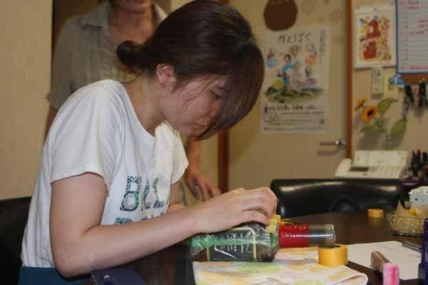 画像4: 岡山から今年2回目の彫刻体験に来て戴けました。