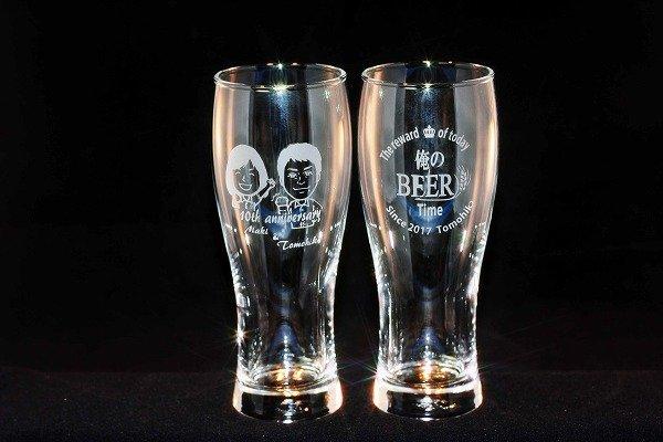 画像2: ビールグラス